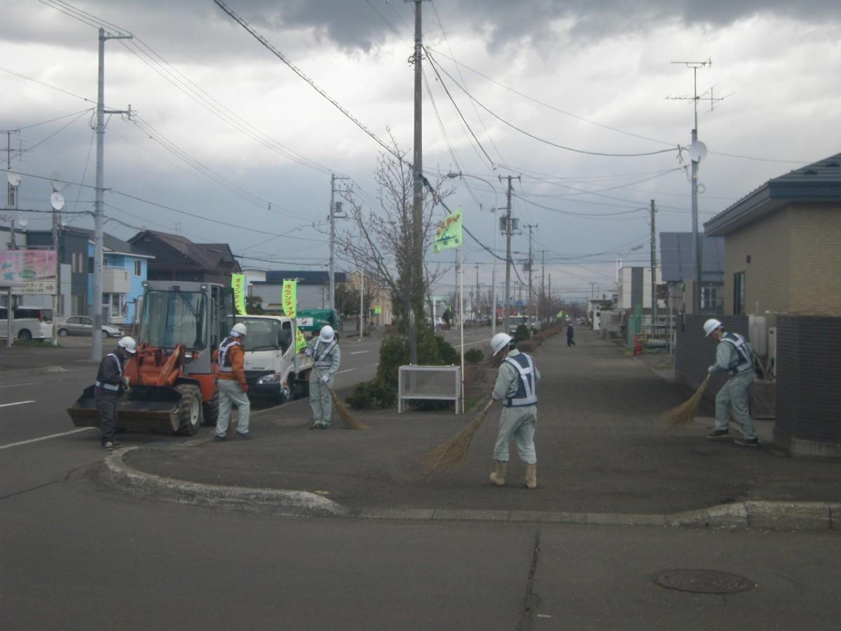 2019年道路清掃ボランティア