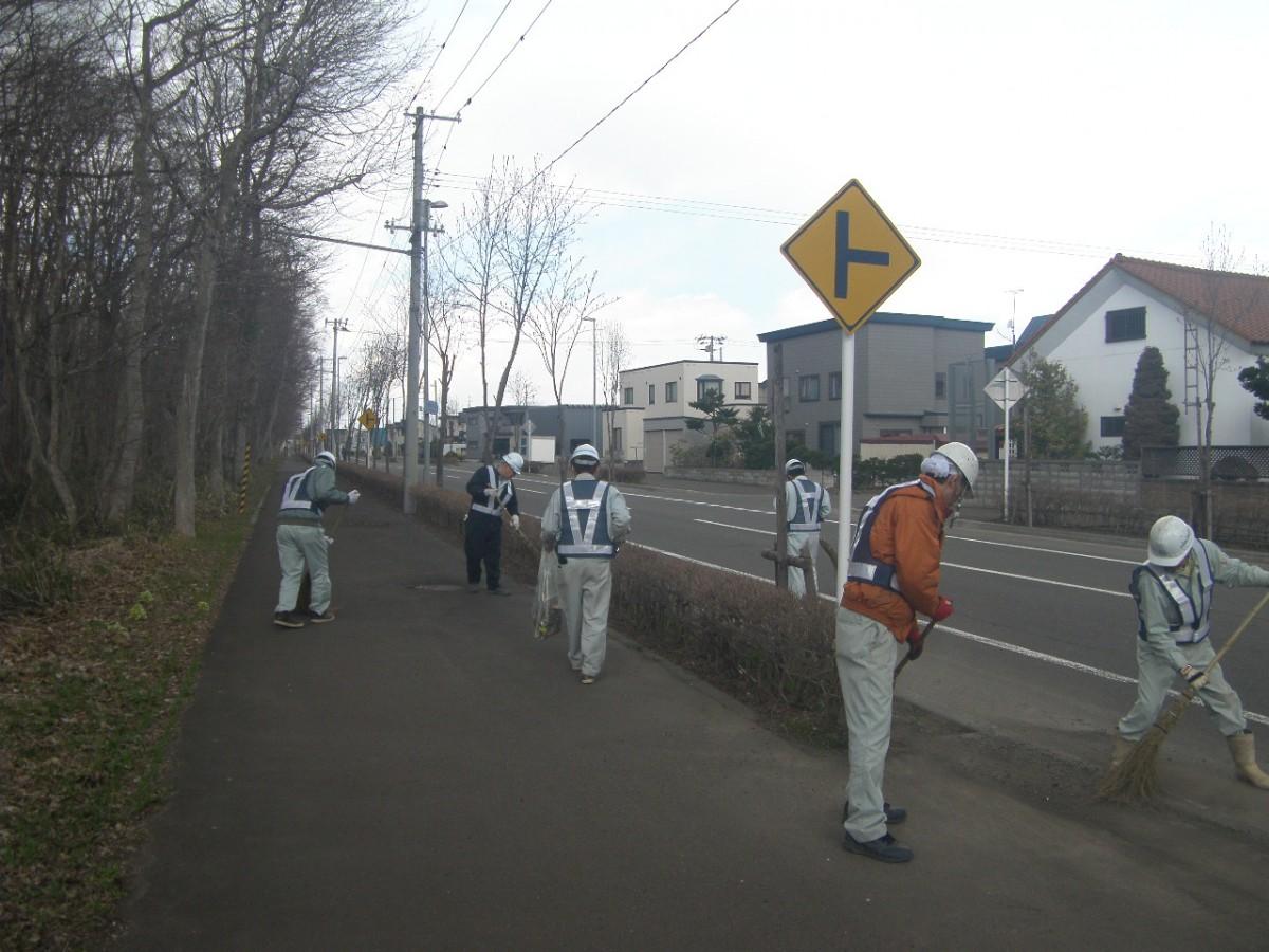 2020年道路清掃ボランティア