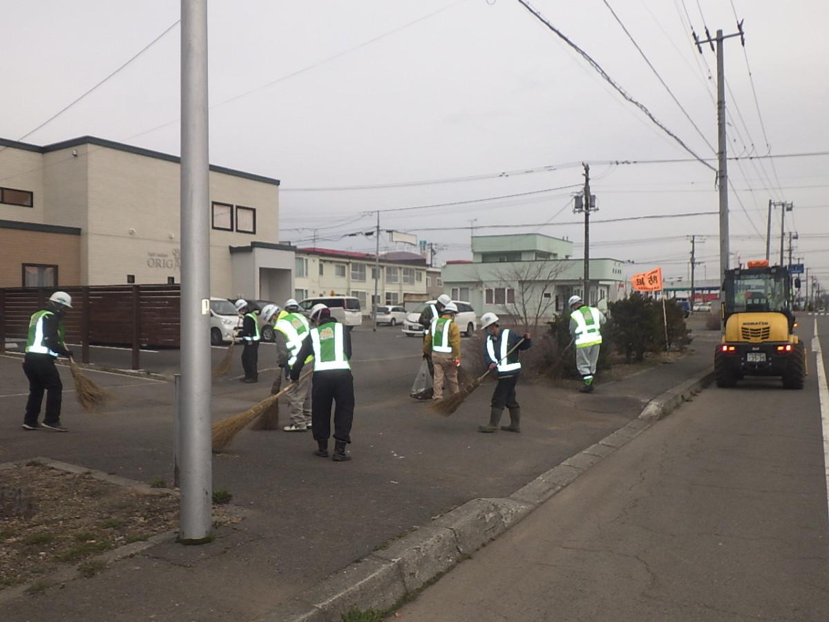 2021年道路清掃ボランティア